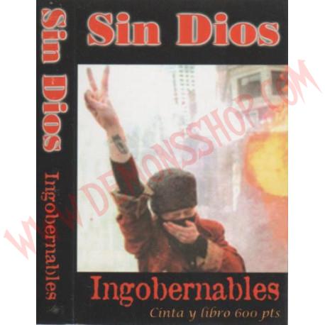 Cassette Sin Dios – Ingobernables
