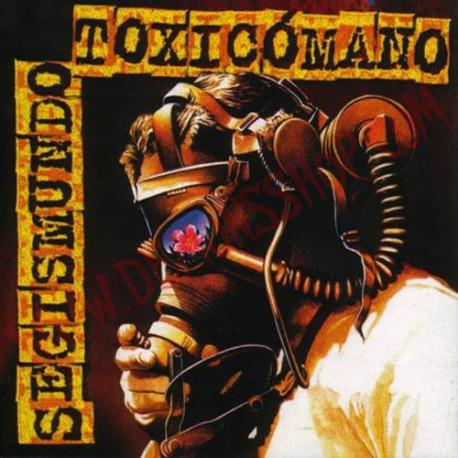 CD Segismundo Toxicómano – Segismundo Toxicómano