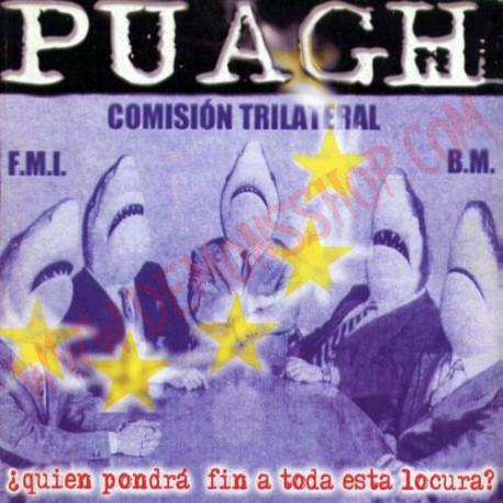 CD Puagh – ¿Quien Pondrá Fin A Toda Esta Locura?