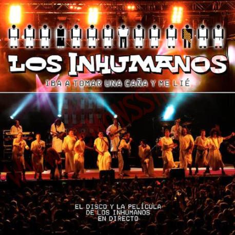 DVD Los Inhumanos - Iba a tomar una caña y me lié