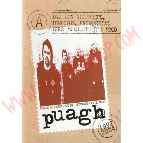 DVD Puagh – Pulso Al Gobierno Del Horror - 1991/2004