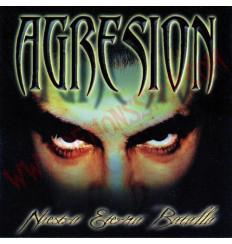 CD Agresion – Nuestra Eterna Batalla
