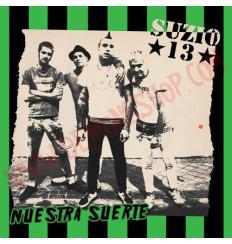 CD Suzio 13 - Nuestra suerte