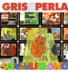 CD Gris Perla - Soy Humano