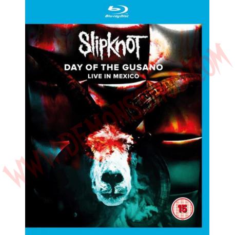 Blu-Ray Slipknot - Day of the gusano