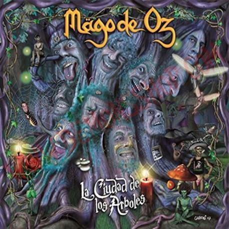 Vinilo LP Mago de Oz - La Ciudad De Los Árboles