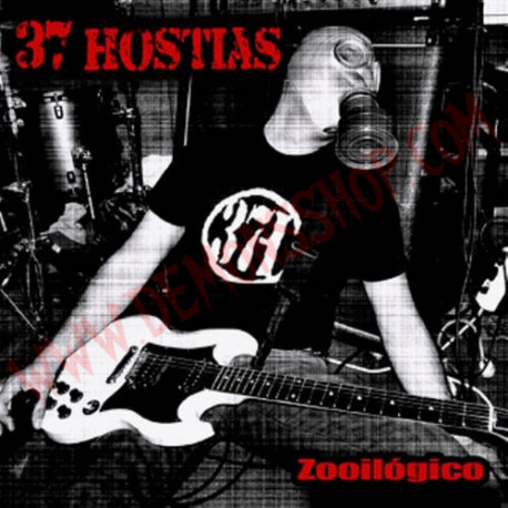 CD 37 Hostias – Zooilogico