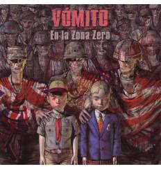 Vinilo LP Vomito - En la zona cero
