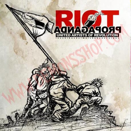 Vinilo LP Riot Propaganda – United Artist of Revolution