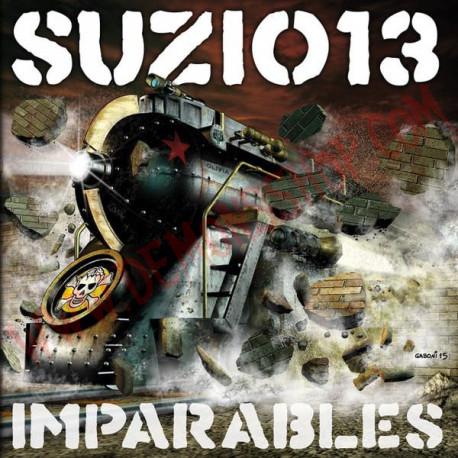 Vinilo LP Suzio 13 – Imparables