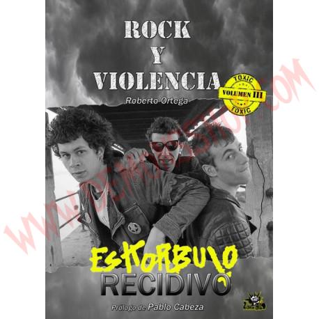 Libro Eskorbuto - Rock y Violencia - Recidivo Volumen 3
