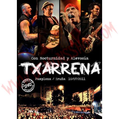DVD Txarrena - Con nocturnidad y alevosía