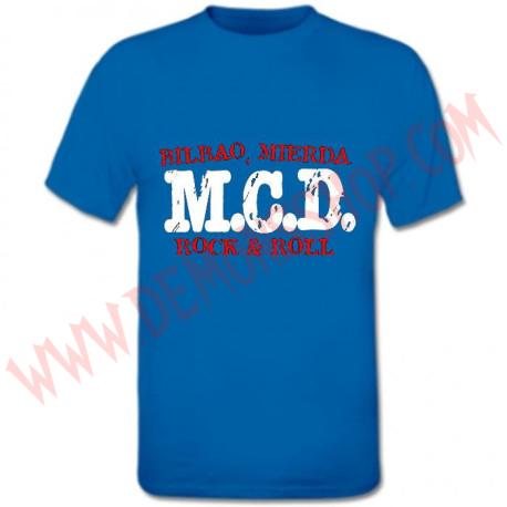 Camiseta MC MCD (Azul)