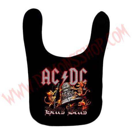 Babero ACDC