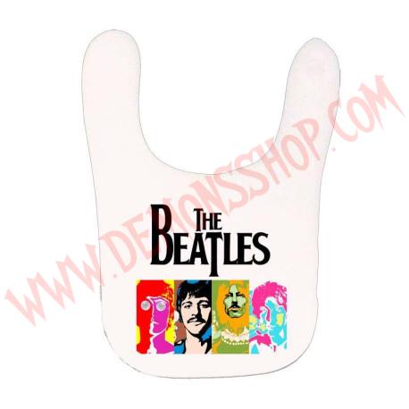 Babero The Beatles (Blanco)