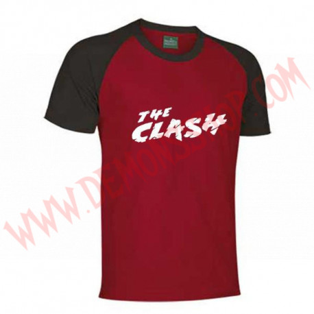 Camiseta Raglan MC The Clash