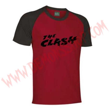 Camiseta Raglan MC The Clash