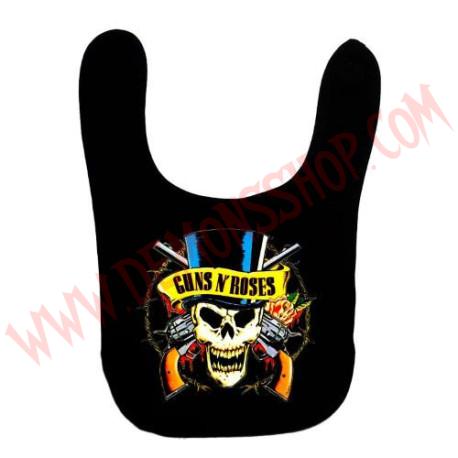 Babero Guns N Roses