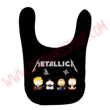 Babero Metallica