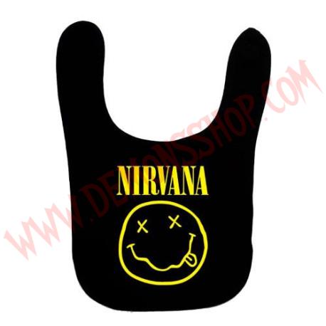 Babero Nirvana