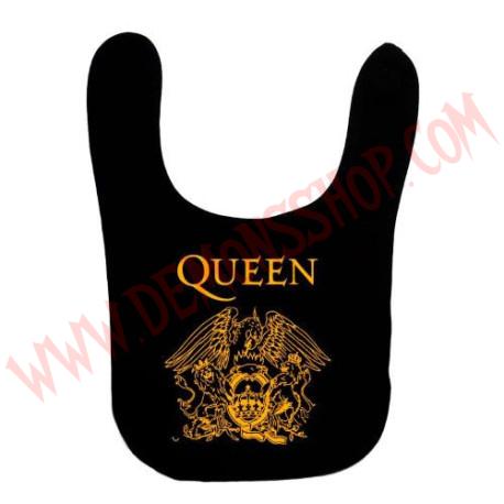 Babero Queen