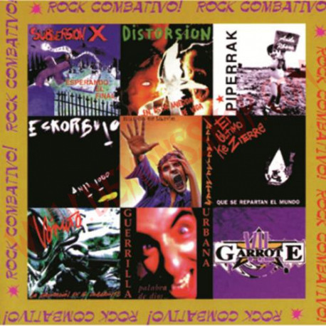CD Rock Combativo