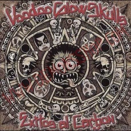 CD Voodoo Glow Skulls – Exitos Al Cabron