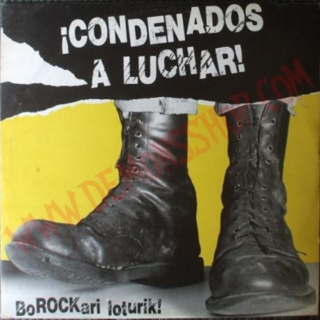 Vinilo LP Condenados A Luchar