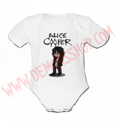 Body MC Alice Cooper (Blanco)