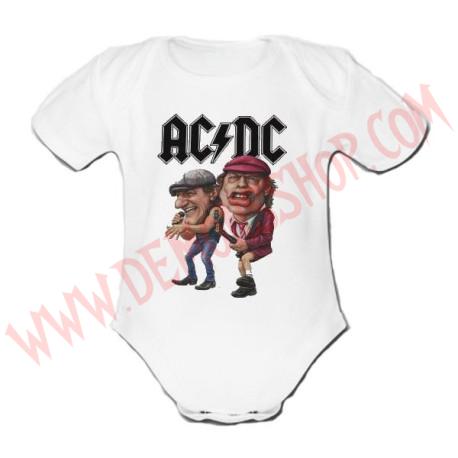 Body MC ACDC (Blanco)