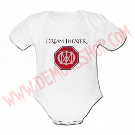 Body MC Dream Theater (Blanco)