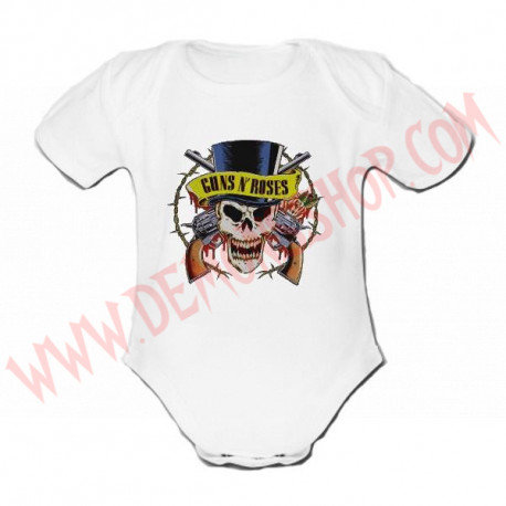 Body MC Guns N Roses (Blanco)