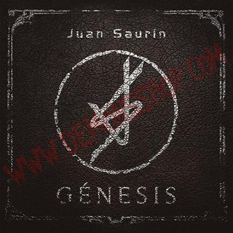 CD Juan Saurin - Génesis