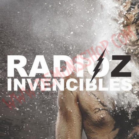 CD RadioZ - Invencibles
