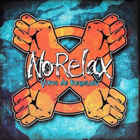 CD No Relax – Virus De Rebelión