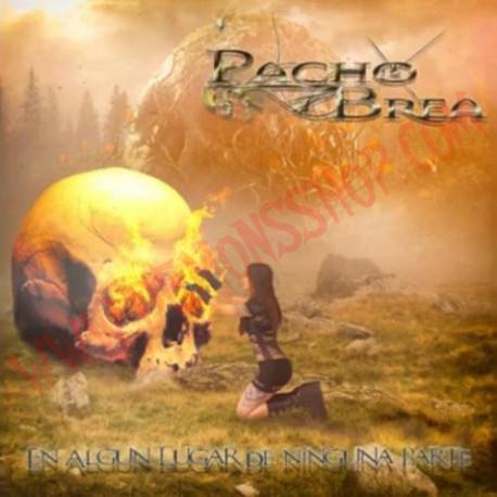 CD Pacho Brea - En Algún Lugar De Ninguna Parte