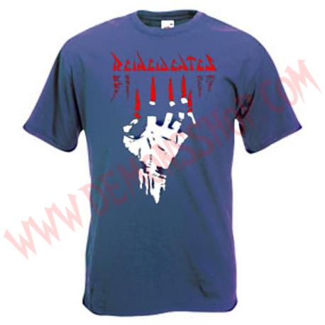 Camiseta MC Reincidentes (Azul Piedra)