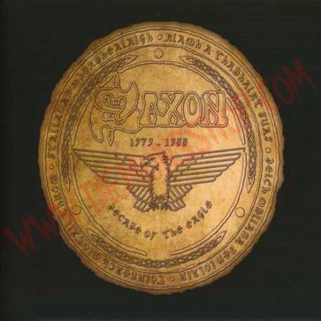 CD Saxon - Decade of the Eagle