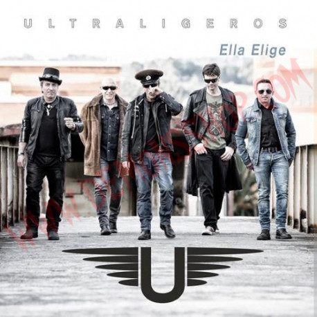 CD Ultraligeros - Ella elige