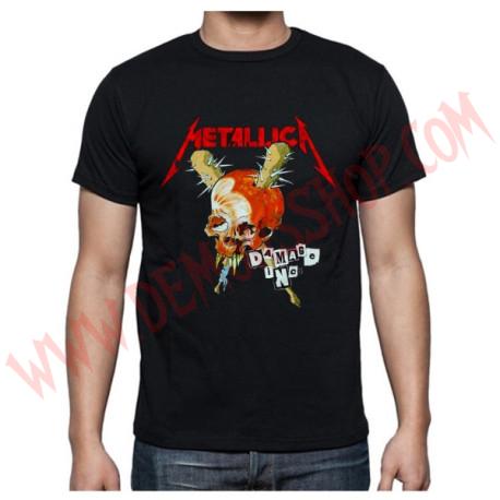 Camiseta MC Metallica