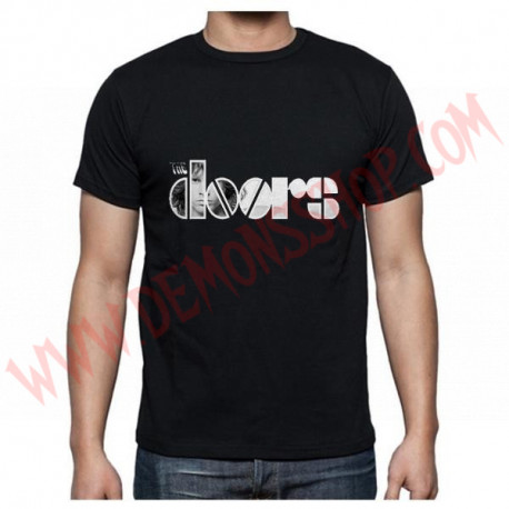 Camiseta MC The Doors
