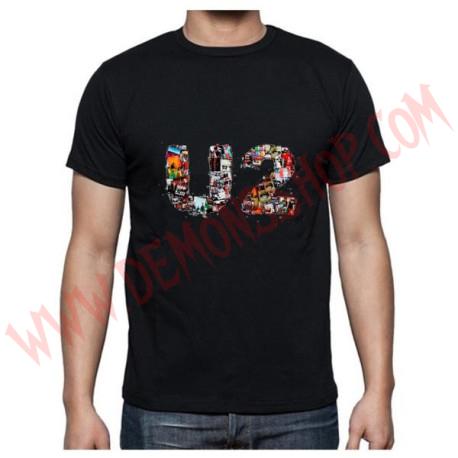 Camiseta MC U2