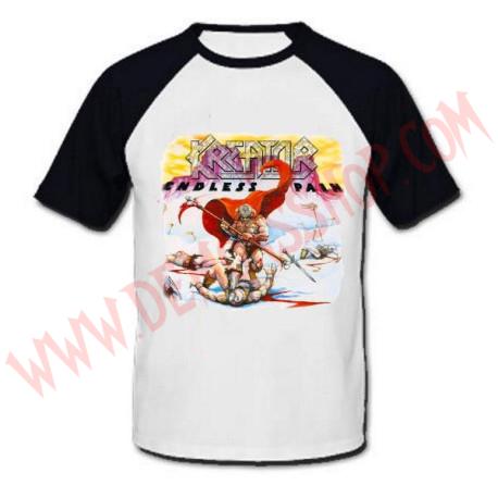 Camiseta Raglan MC Kreator