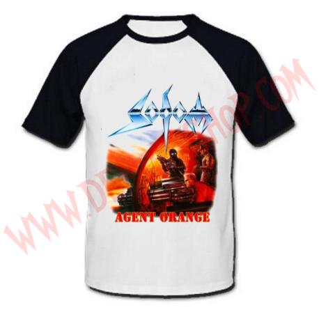 Camiseta Raglan MC Sodom