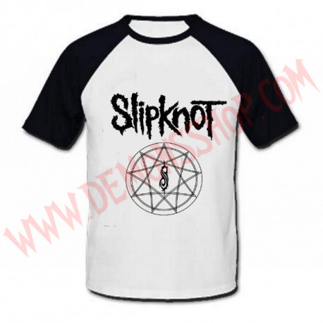 Camiseta Raglan MC Slipknot