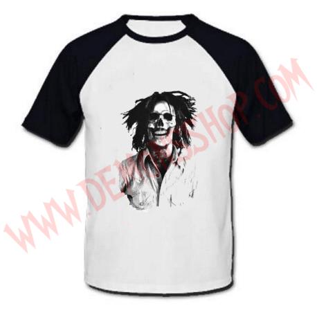 Camiseta Raglan MC Bob Marley