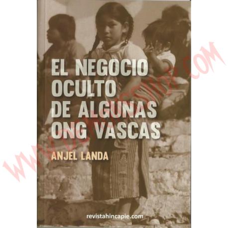 Libro El negocio oculto de algunas ONG Vascas