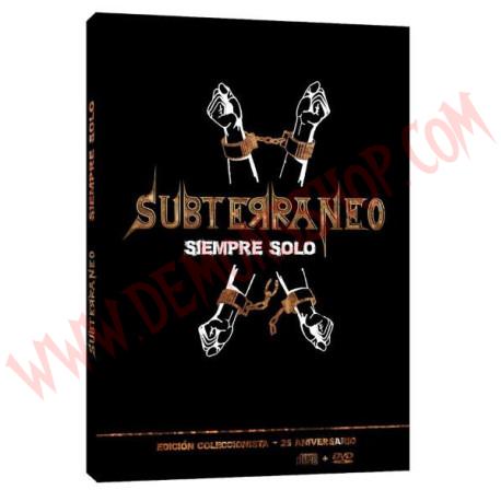 CD Subterraneo - Siempre Solo