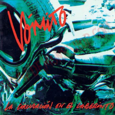 Vinilo LP Vomito - La circulacion en el laberinto