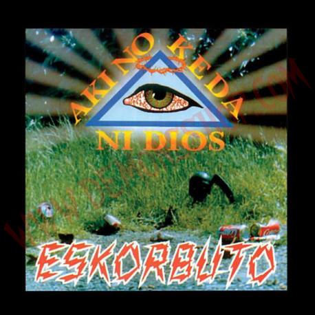 Vinilo LP Eskorbuto - Aki no keda ni dios